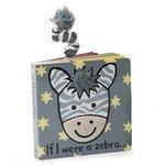 """""""If I Were A Zebra"""" Book"""