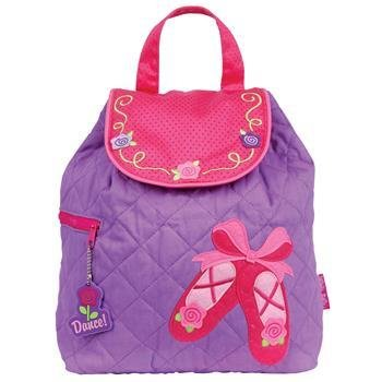 Ballerina Quilted Backpack