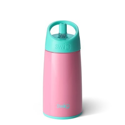 Peony Pink 12oz Kids Bottle