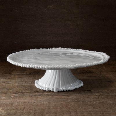 Beaded Cake Stand