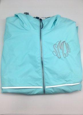 Aqua Women's New Englander Rain Jacket