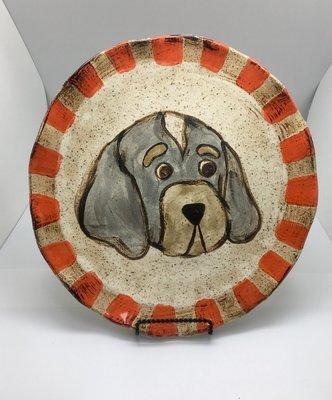 Round Smokey Platter