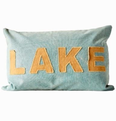 Lake Pillow