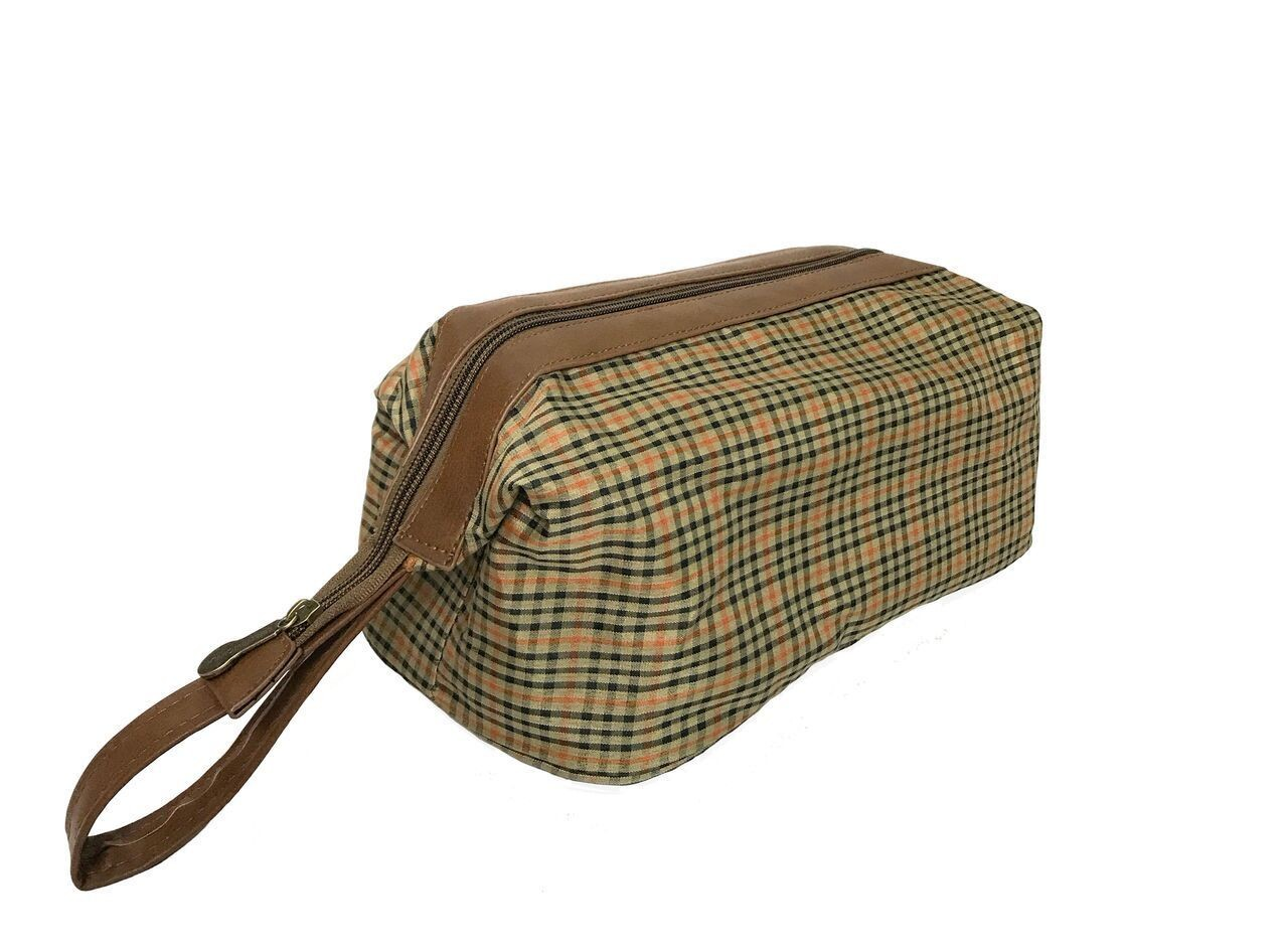 Tattersall Dopp Kit