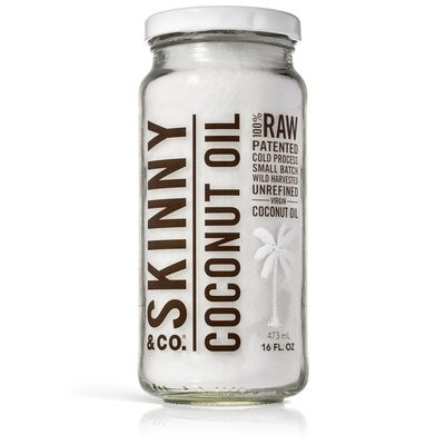 100% Virgin Coconut Oil-16oz