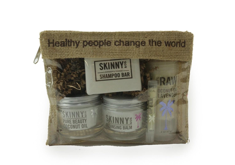 Raw Beauty Travel Kit