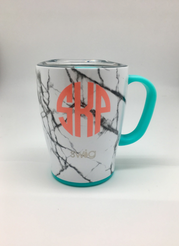 Marble Slab 18oz Mug