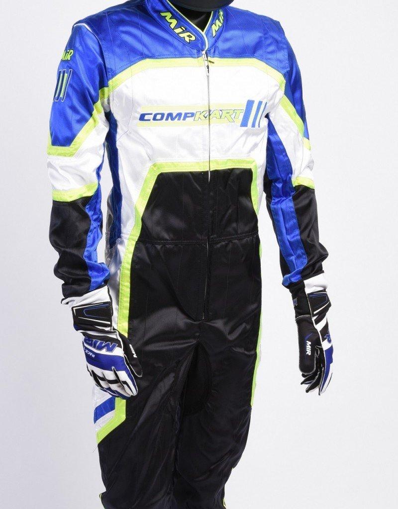 Compkart Factory Race Suit