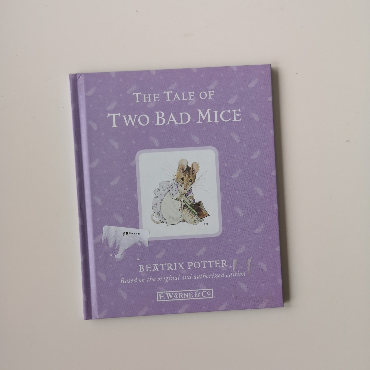 Two Bad Mice Notebook