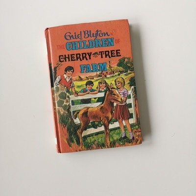 The Children of Cherry Tree Farm Notebook Enid Blyton