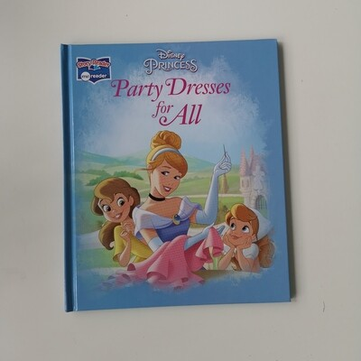 Cinderella - Party Dresses Notebook