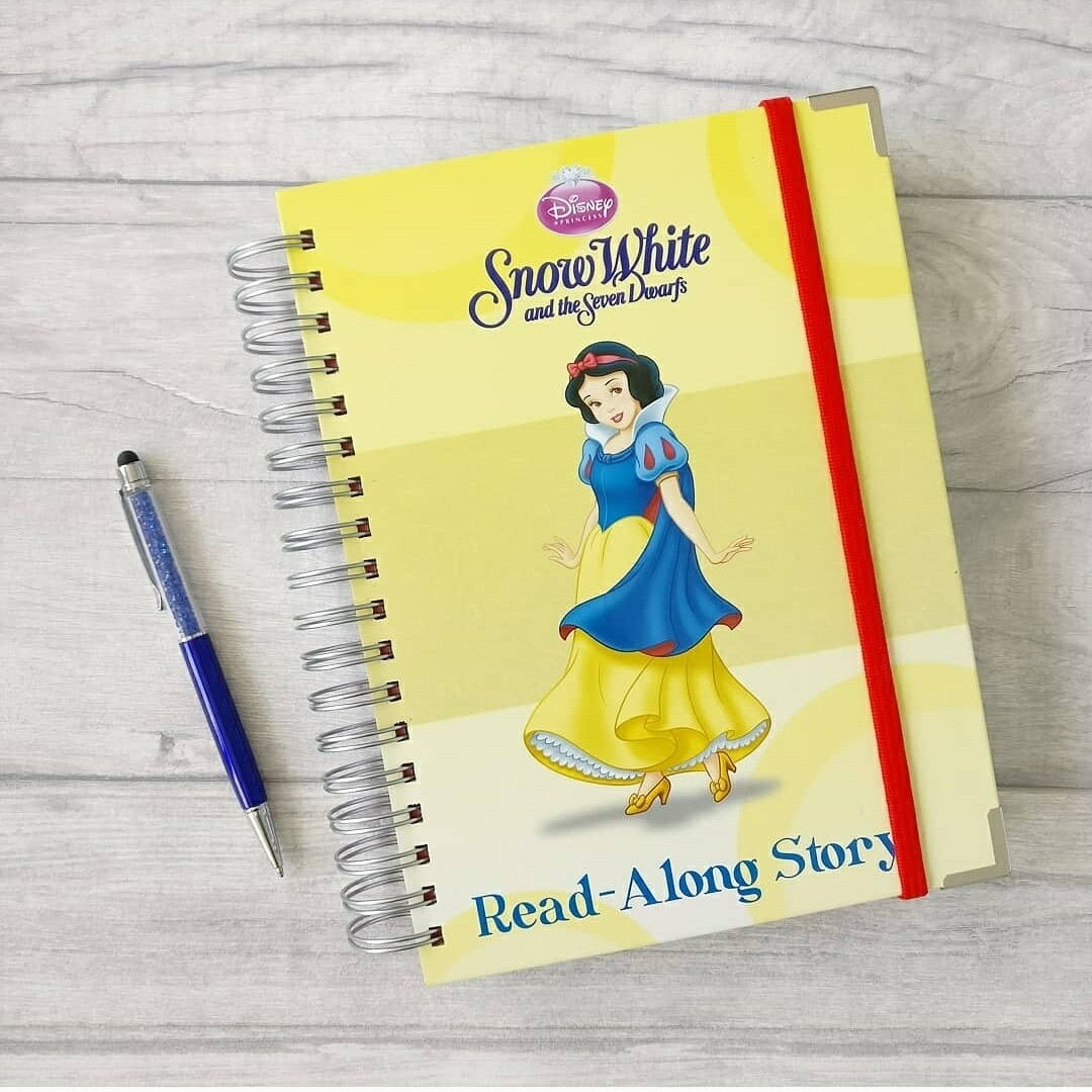 Snow White Notebook