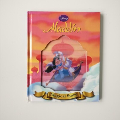 Aladdin Notebook - Lenticular Print