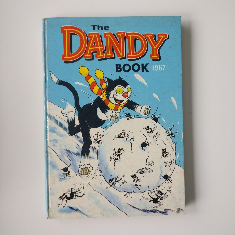 Dandy 1967 Notebook cat, snowball