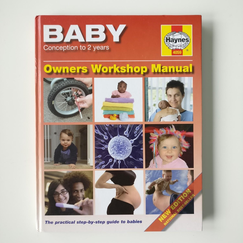 Baby - Haynes Manual Notebook - pregnancy