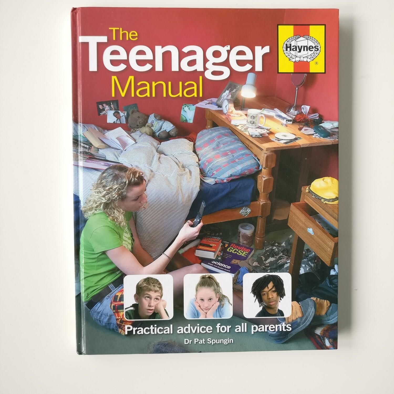 Teenager - Haynes Manual Notebook