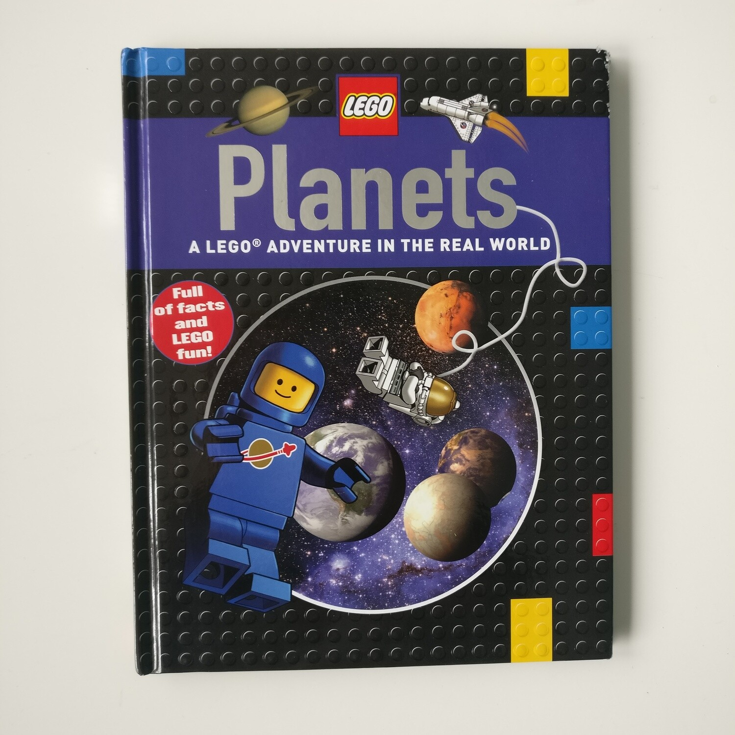 Planets Lego Notebook - Space