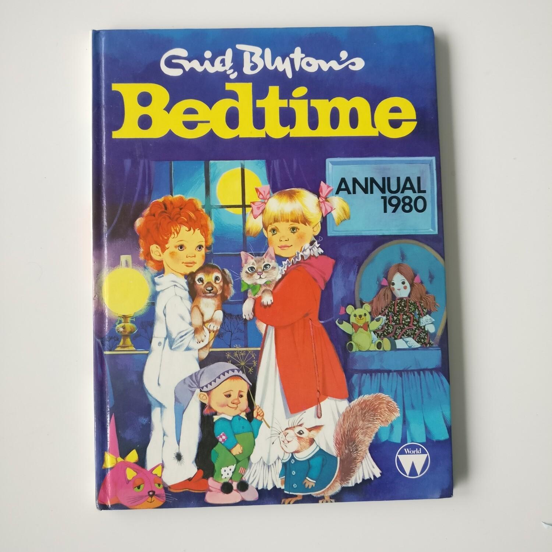 Enid Blytons Bedtime Annual 1980