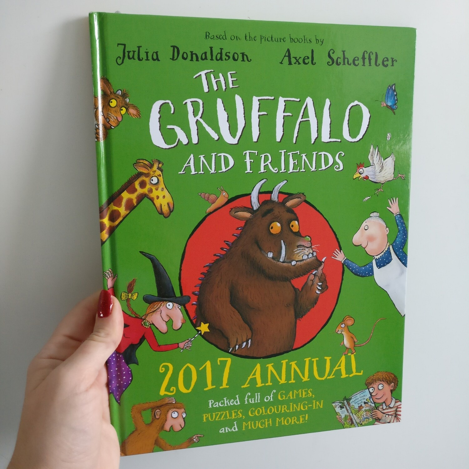 The Gruffalo and Friends Notebook