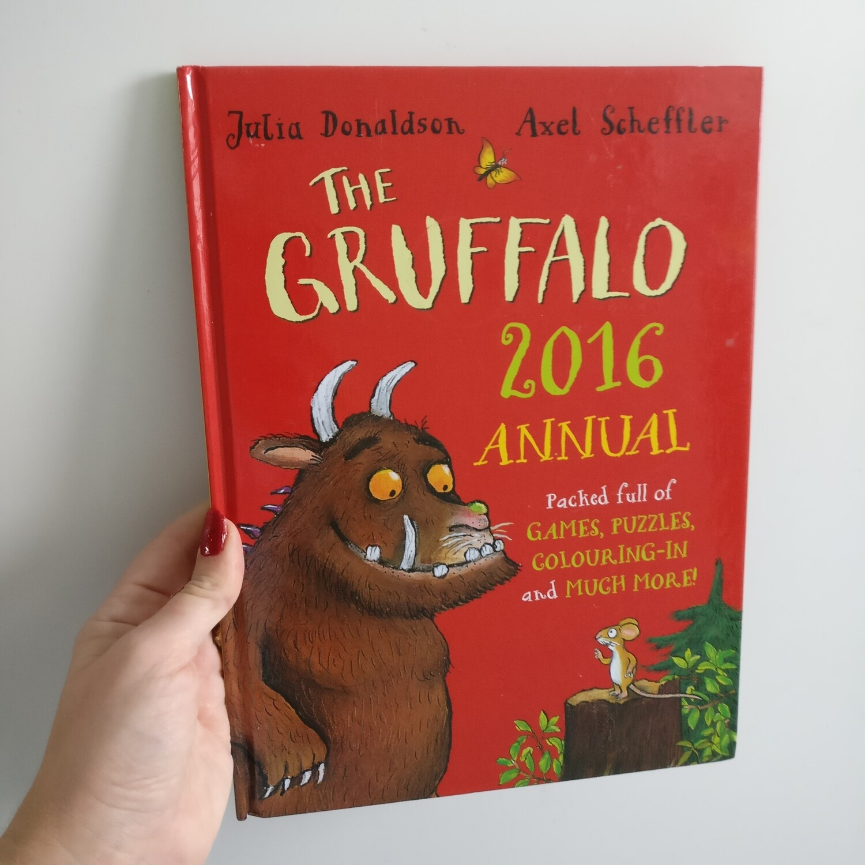 The Gruffalo 2016 Notebook