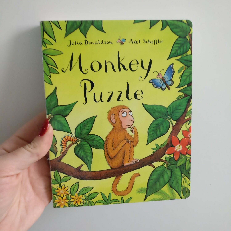 Monkey Puzzle Notebook