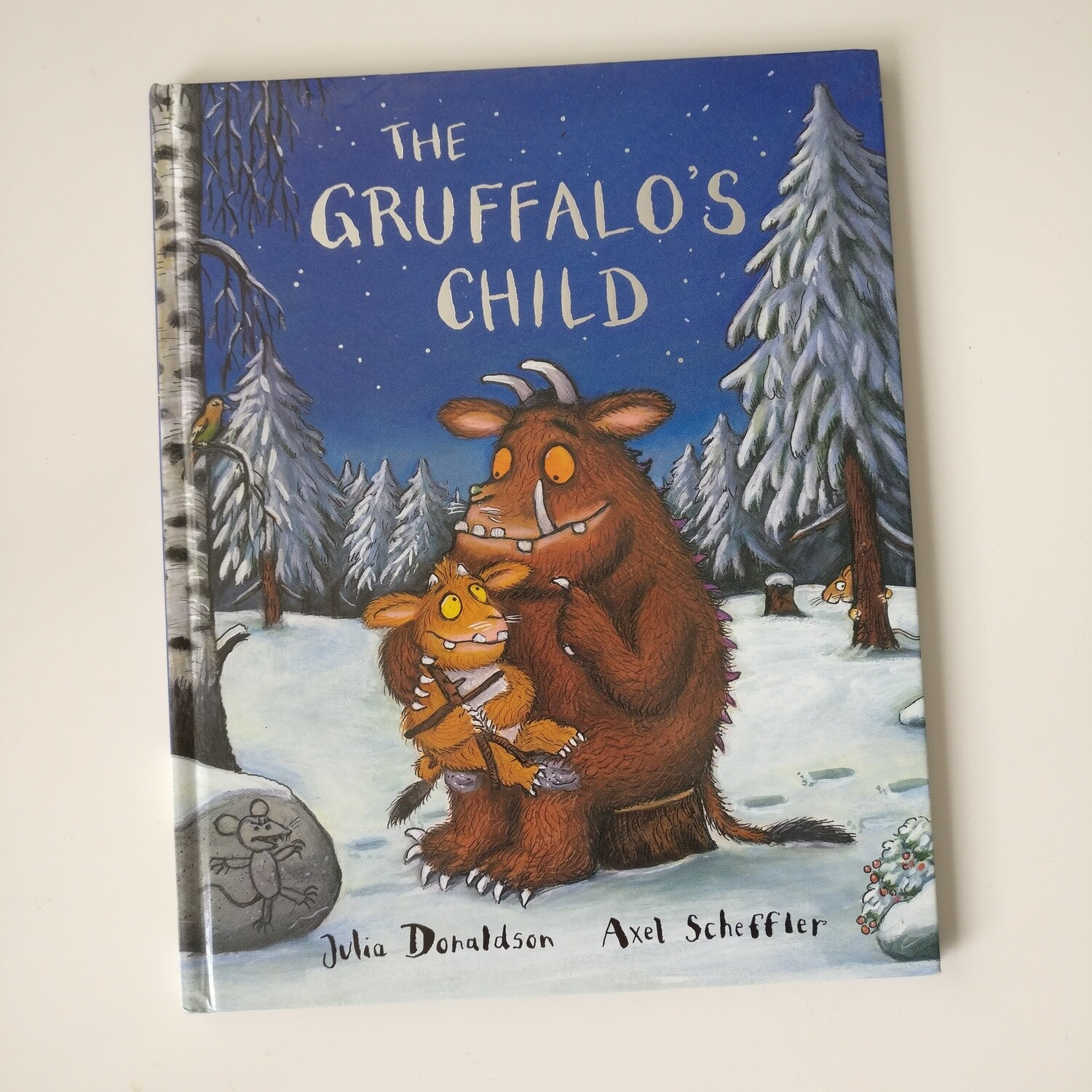 The Gruffalo's Child Notebook