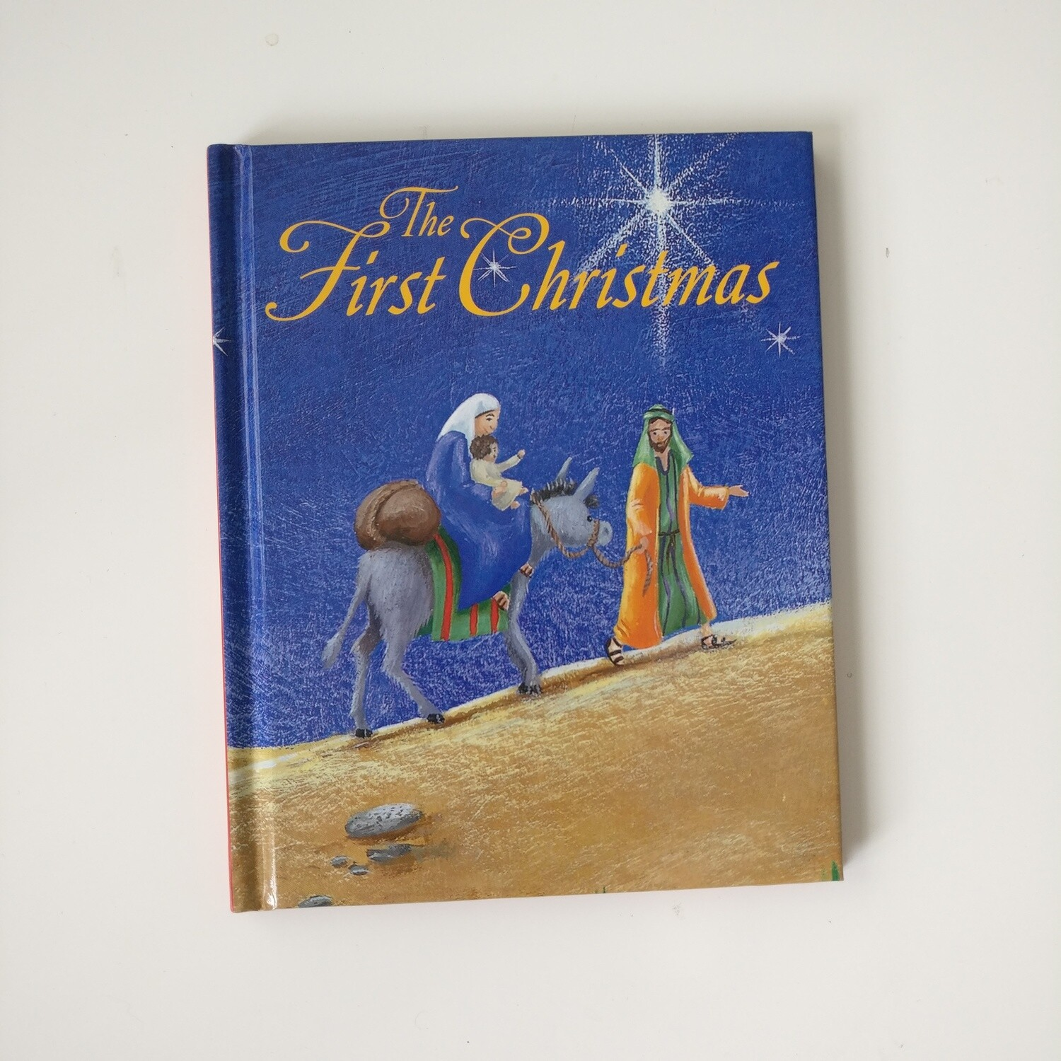 The First Christmas Notebook