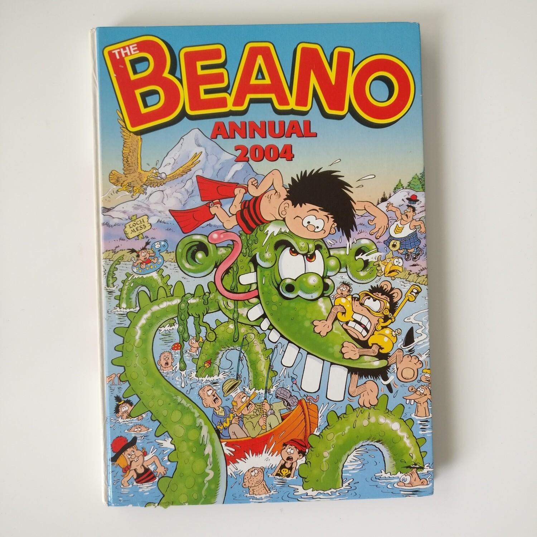 The Beano 2004, Loch Ness Monster, Dennis the Menace
