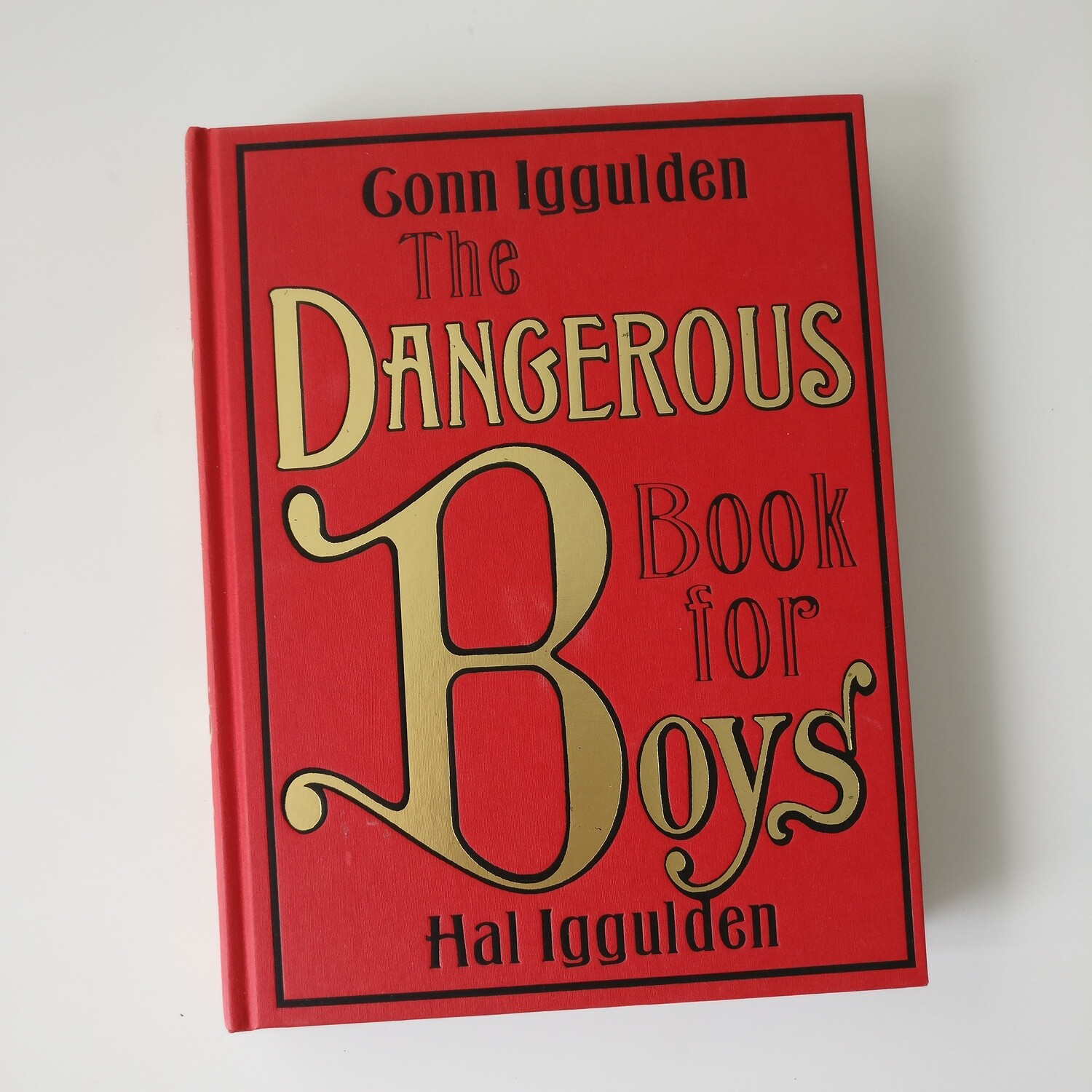 Dangerous Books for Boys - choose from a variety
