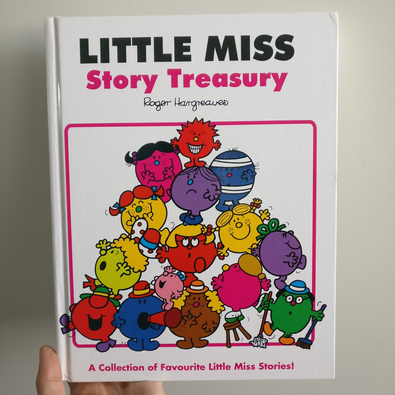 Little Miss Story Treasury Notebook