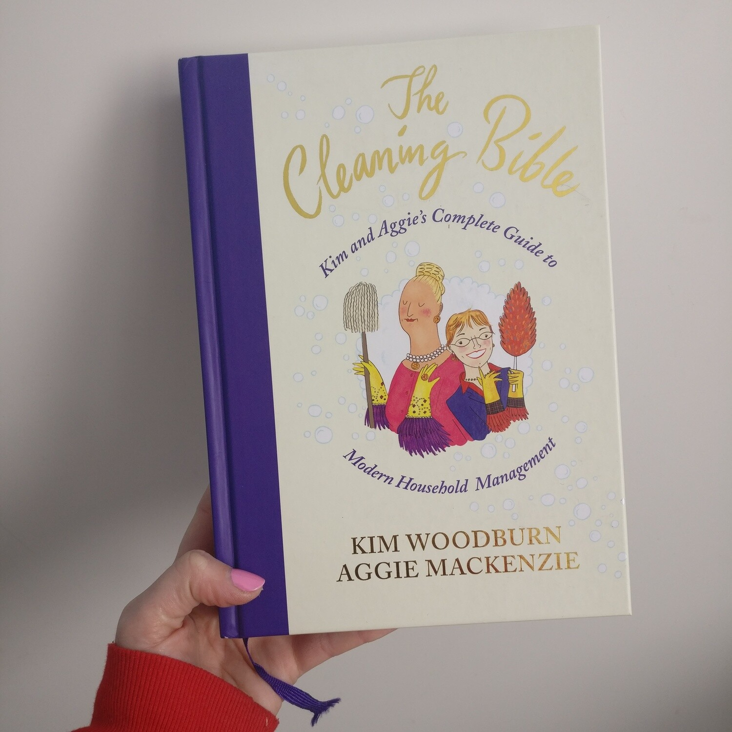 The Cleaning Bible - Kim & Aggie Notebook