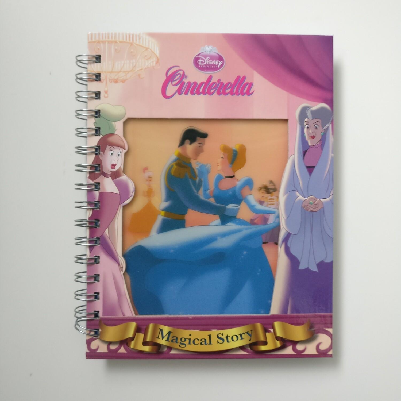 Cinderella Notebook - READY TO SHIP
