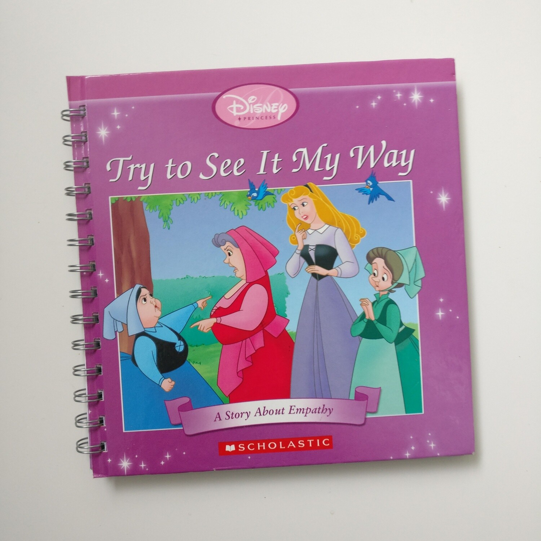 Sleeping Beauty / Aurora Notebook - READY TO SHIP : Diary