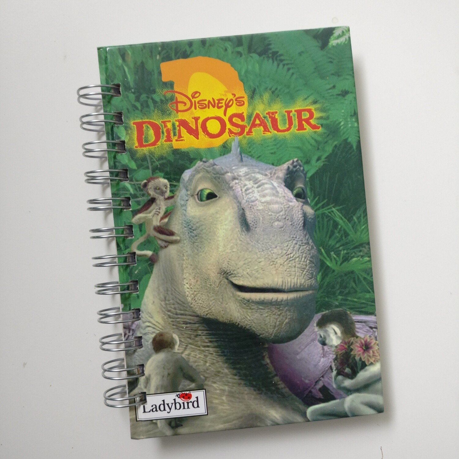 Dinosaur Lined Paper Notebook - READY TO SHIP