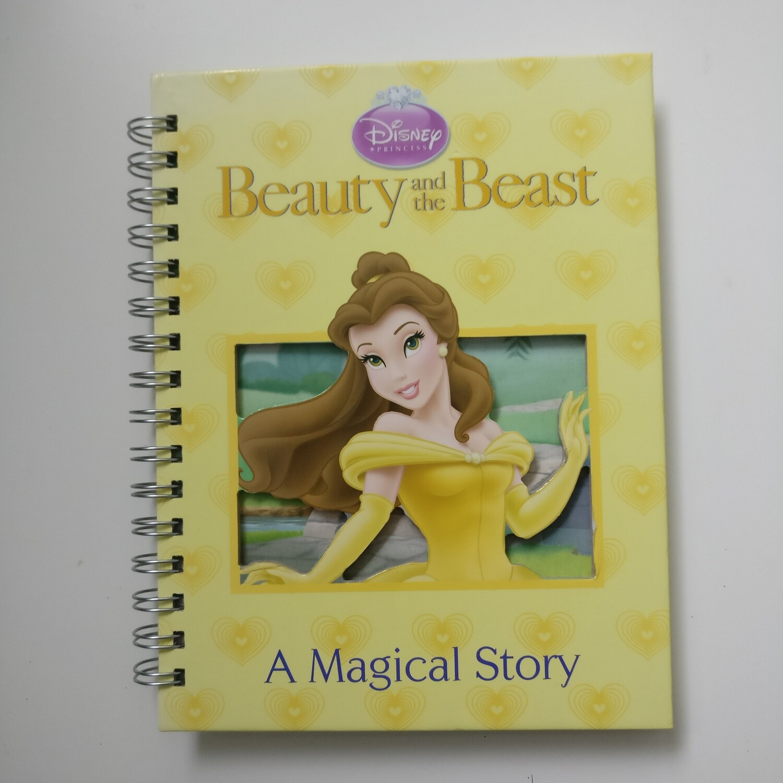 Beauty & The Beast Notebook