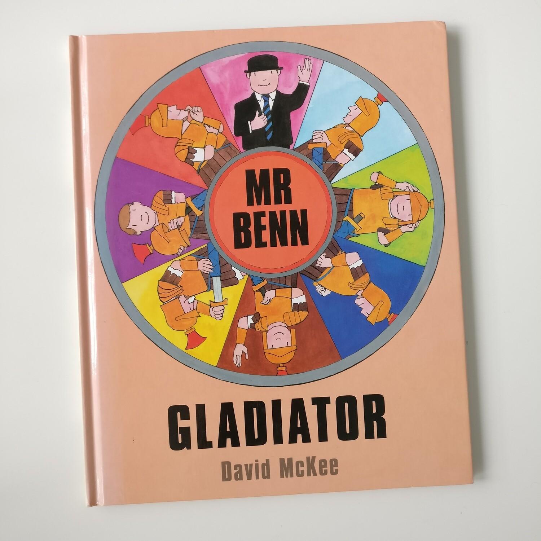 Mr Benn Gladiator Notebook