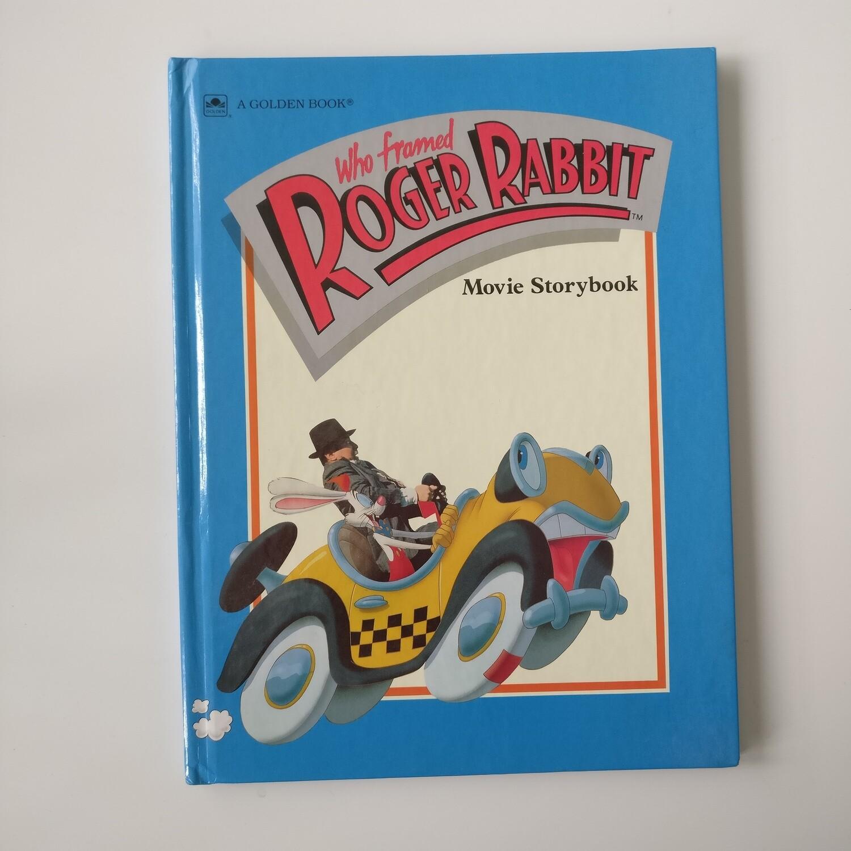 Who Framed Roger Rabbit Notebook