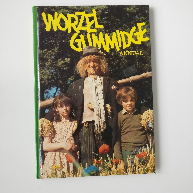 Worzel Gummidge Notebook