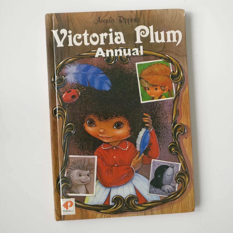 Victoria Plum Notebook