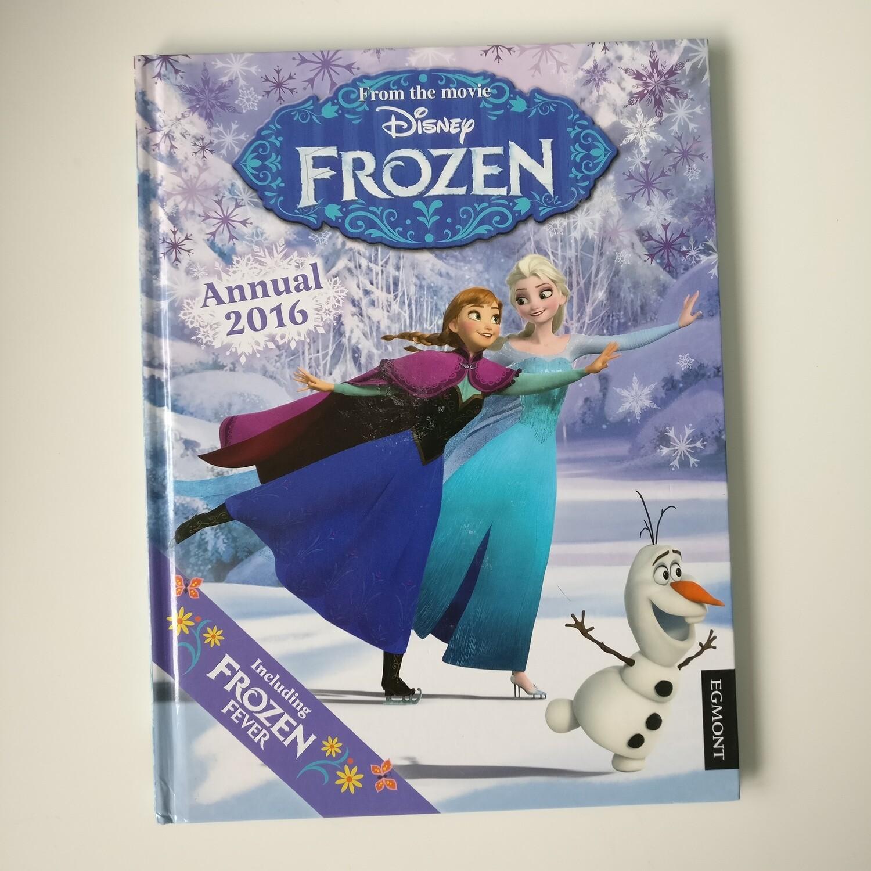 Frozen 2016 A4 notebook