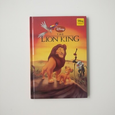 The Lion King Notebook