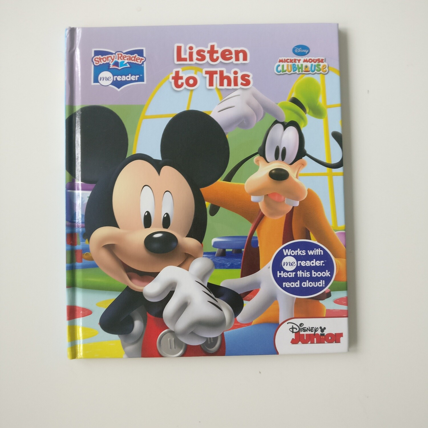 Mickey Mouse and Goofy Notebook
