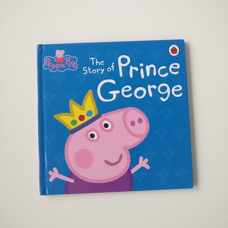 Peppa Pig - Prince George notebook