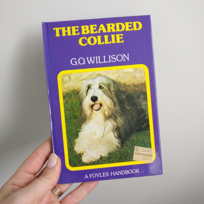 The Bearded Collie Dog Notebook - Ladybird book