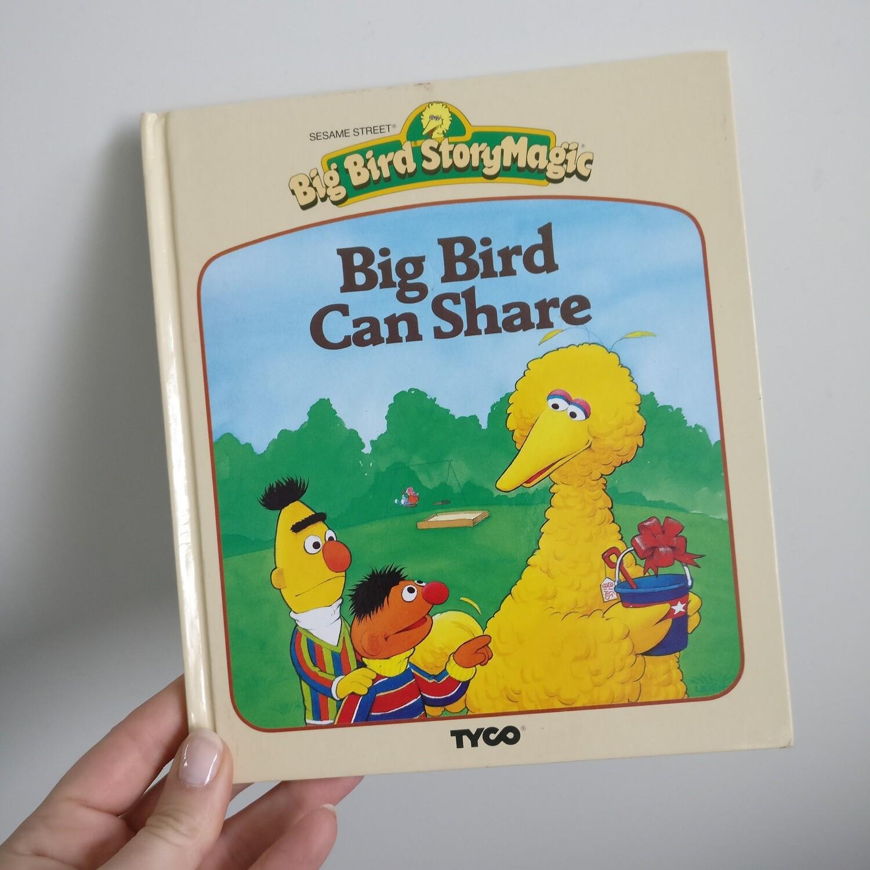 Big Bird Notebook - Sesame Street, Bert & Ernie
