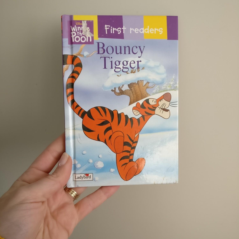 Bouncy Tigger Notebook