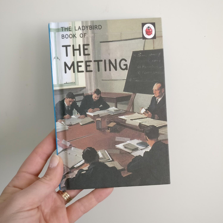 The Meeting - Ladybird Book
