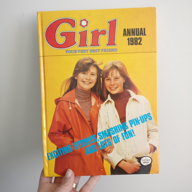 Girl Annual 1982