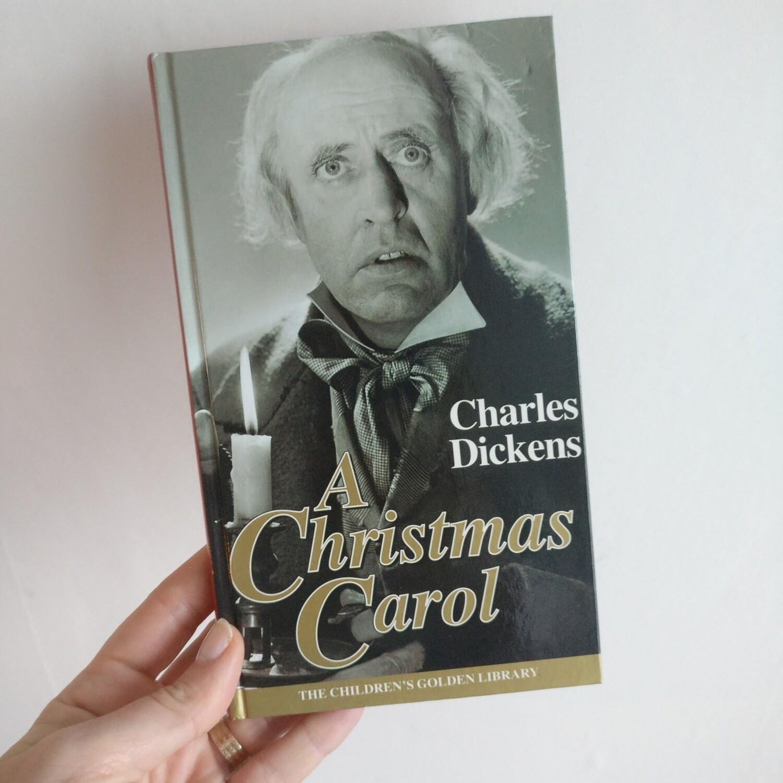 A Christmas Carol, Charles Dickens Notebook
