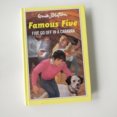 The Famous Five - Enid Blyton - choose from a a selection